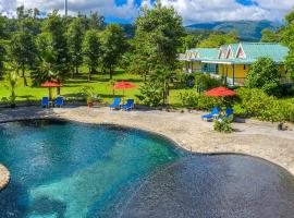 Rosalie Bay Eco Resort & Spa