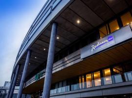 Radisson Blu Airport Terminal Hotel, hotel in zona Aeroporto di Stoccolma-Arlanda - ARN,