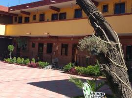 El Sueño de Quetzalcoatl, hotel familiar en San Juan Teotihuacán