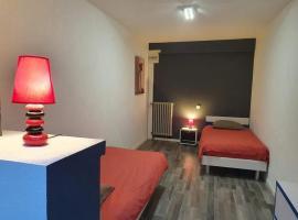 Chambres d'hôtes Les Houes, vacation rental in La Grande Fosse