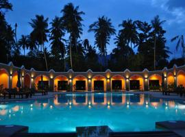 Hacia Resort โรงแรมในเกาะสมุย