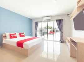 OYO 75383 Danthip Place, hotel near Pattaya Train Station, Nong Prue