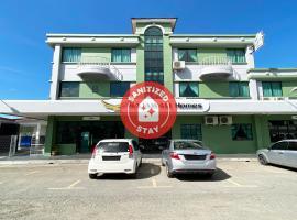 Capital O 90154 Rajawali Homes, hotel in Kampong Sorosob