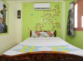 Sri Vishnu Villa, apartment in Pondicherry