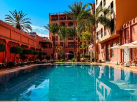 Diwane Hotel & Spa Marrakech, hotel in Gueliz, Marrakesh