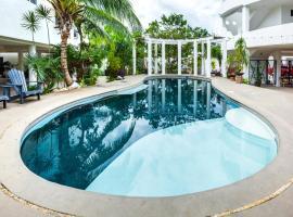 Capital O Hotel Serenity Suites, hotel en Cancún