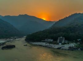 Divine Ganga Cottage, מלון ברישיקש