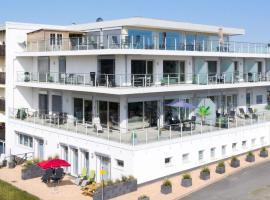 Kaiser - Ferienwohnungen Dreiburgenblick, Hotel in der Nähe von: St. Goar Bahnhof, Patersberg