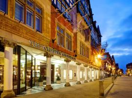 The Chester Grosvenor, hotel in Chester