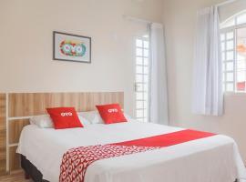 OYO Hotel Brisa Tropical, budget hotel in Brasilia