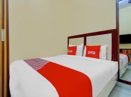 OYO 90153 Nature's Rooms Aeropolis, hôtel à Tangerang près de: Aéroport international de Jakarta Soekarno-Hatta - CGK