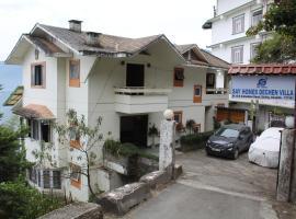 Say Homes Dechen Villa, pet-friendly hotel in Gangtok