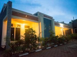 AVISHA TOWN HOTEL, hotel a Kigali