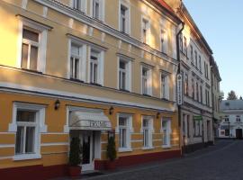 Hotel Trumf, hotel in Mladá Boleslav