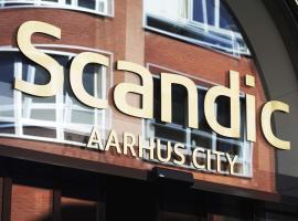 Scandic Aarhus City, hotel en Aarhus