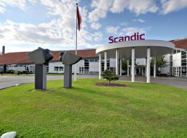 Scandic Sønderborg, hotel i Sønderborg