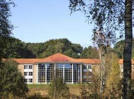 Scandic Silkeborg, hotel i Silkeborg