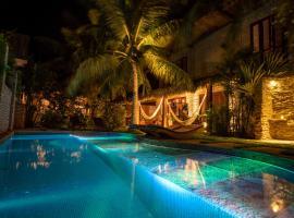 Casa Fufi, hotel with pools in Jericoacoara