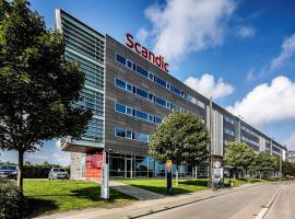 Scandic Sluseholmen, hotel i København