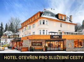 Hotel Central 1920, hotel v destinaci Špindlerův Mlýn