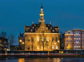 Pestana Amsterdam Riverside, accessible hotel in Amsterdam