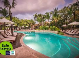 Mahekal Beach Front Resort - NEW All Inclusive Package, resort em Playa del Carmen