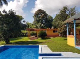 Quinta Aledia, lodge in Catemaco