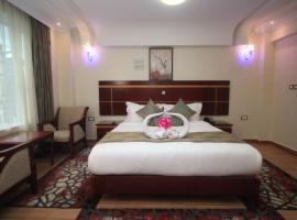 Vickmark Hotel & lodges Ltd, отель в городе Накуру