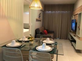 Edificio Time - Apto 511, hotel with jacuzzis in Maceió