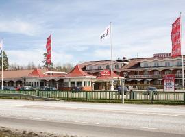 Rasta Mariestad, motel in Mariestad