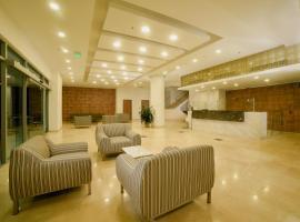 Hotel Dorado Plaza Alto Prado, отель в городе Барранкилья
