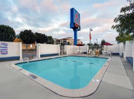 Motel 6-Santa Clara, CA, hotel in Santa Clara