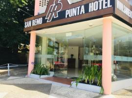 San Remo Punta Hotel, hotel in Punta del Este