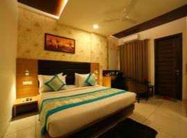 Hotel Grand Regency New Delhi Airport, four-star hotel in New Delhi