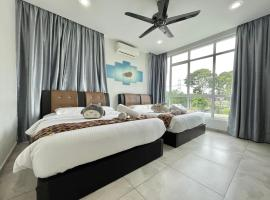 Langkawi Cozy Holiday Home, homestay in Kuah