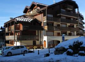 le mont blanc les carroz, hôtel aux Carroz d'Arâches