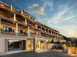Royal Sun, hotel romantico a Chania