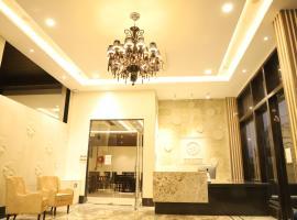 Clover Inn, hotel en Udaipur