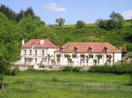 Manoir Bonpassage、Thuryのホテル