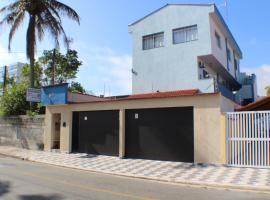 Pousada Recanto Flor de Aurora Bertioga, hotel near Branca Beach, Bertioga