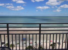 Daytona Beach Ocean Walk, serviced apartment in Daytona Beach