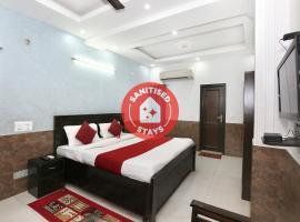 OYO 10362 Hotel Milan Inn, hotel near Mohali Cricket Stadium, Chandīgarh