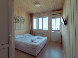 Дача на море, hotel with jacuzzis in Sochi