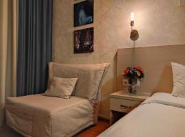Liberty fly hotel standart plus, отель в Адлере