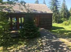 Cottage du Bugnon, accessible hotel in Lac des Rouges Truites