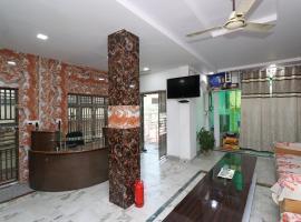 OYO 23207 Hotel Raj Shree, hotel near Chaudhary Charan Singh International Airport - LKO,