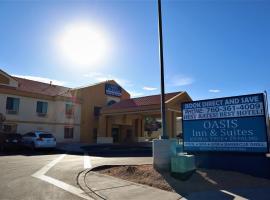 Oasis Inn and Suites Joshua Tree -29 Palms, hotel in Twentynine Palms