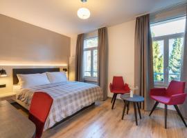 Hotel Derby, hotel in Interlaken