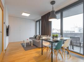Apartment Oscar with garage, hotel near DOX Centre for Contemporary Art, Prague