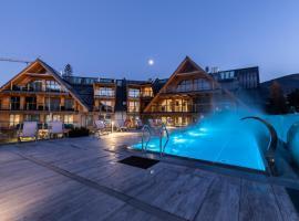 APARTHOTEL ROYAL RESORT SPA Zakopane, hotel in Zakopane